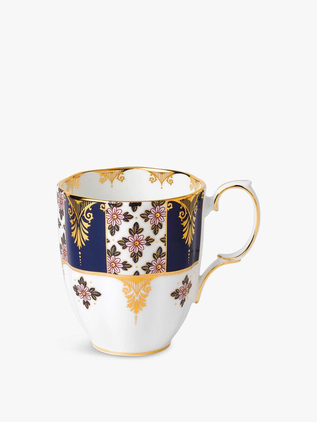 Regency Blue 1900 Mug