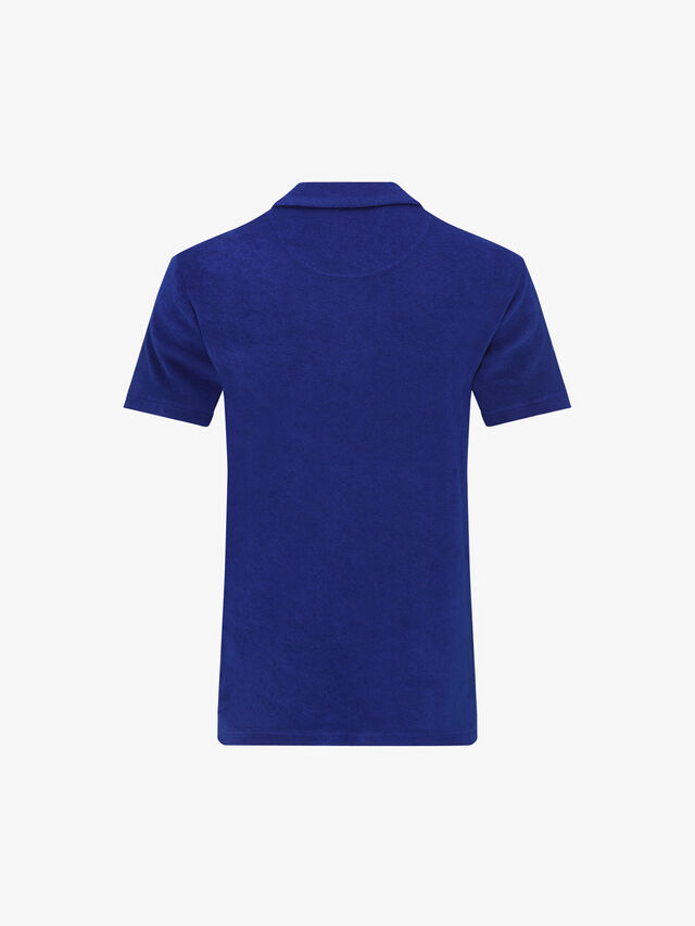 Terry Towelling Polo