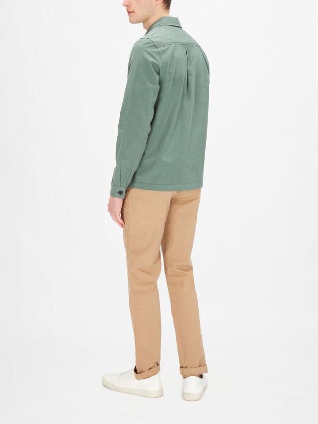 Multipocket Overshirt