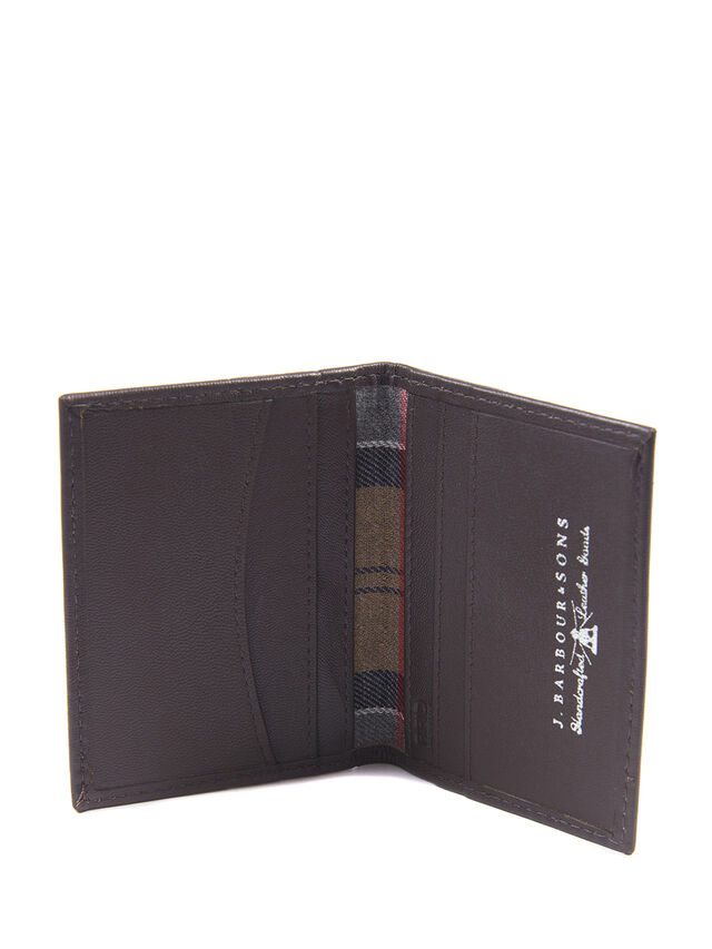 Leather Belt And Bifold Wallet Gift Set