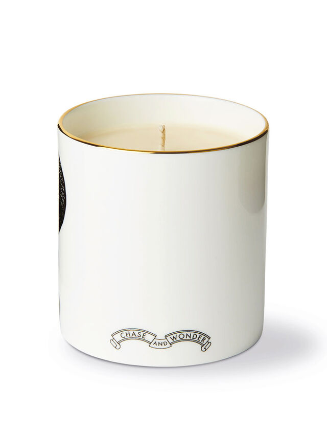 The Dashing Gent Fine China Scented Candle