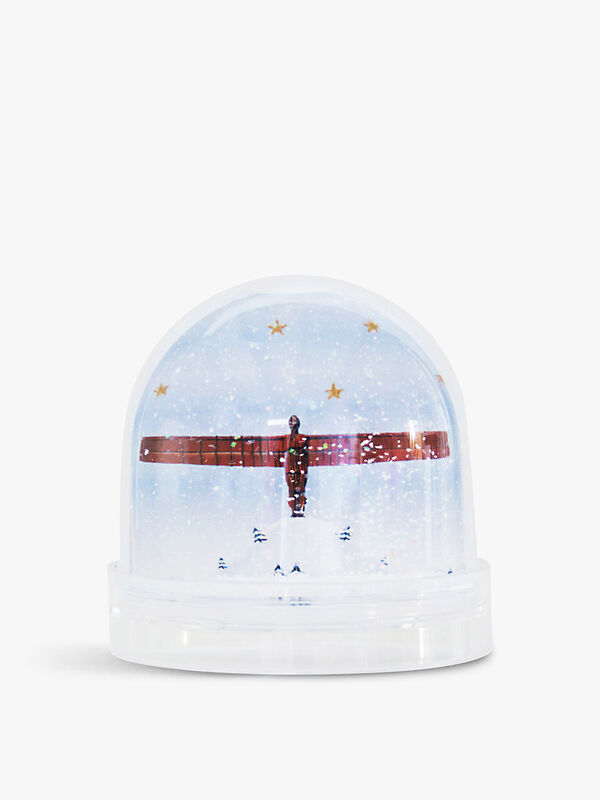Exclusive Angel of the North Snowglobe