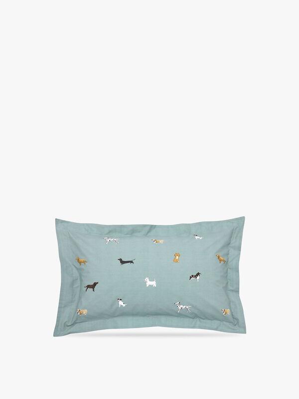 Fetch Oxford Pillowcase