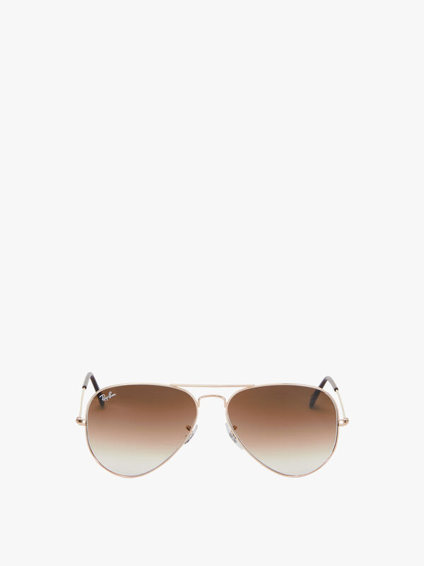 Aviator-Large-Metal-Sunglasses-Rayban