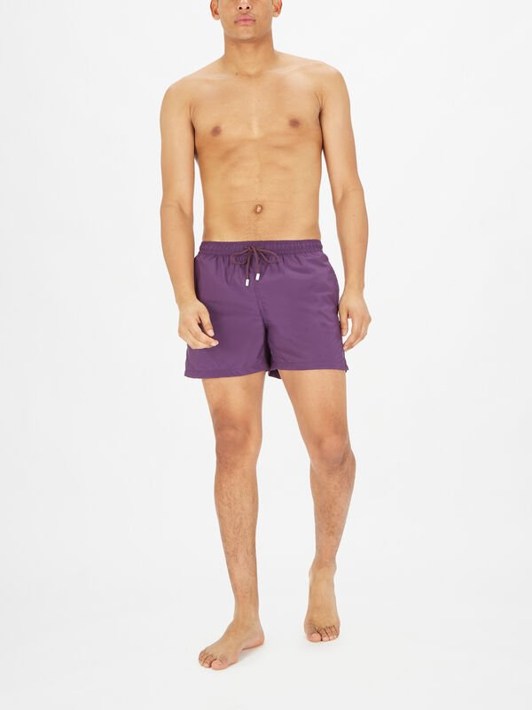Madeira Airstop Solid Swim Trunk