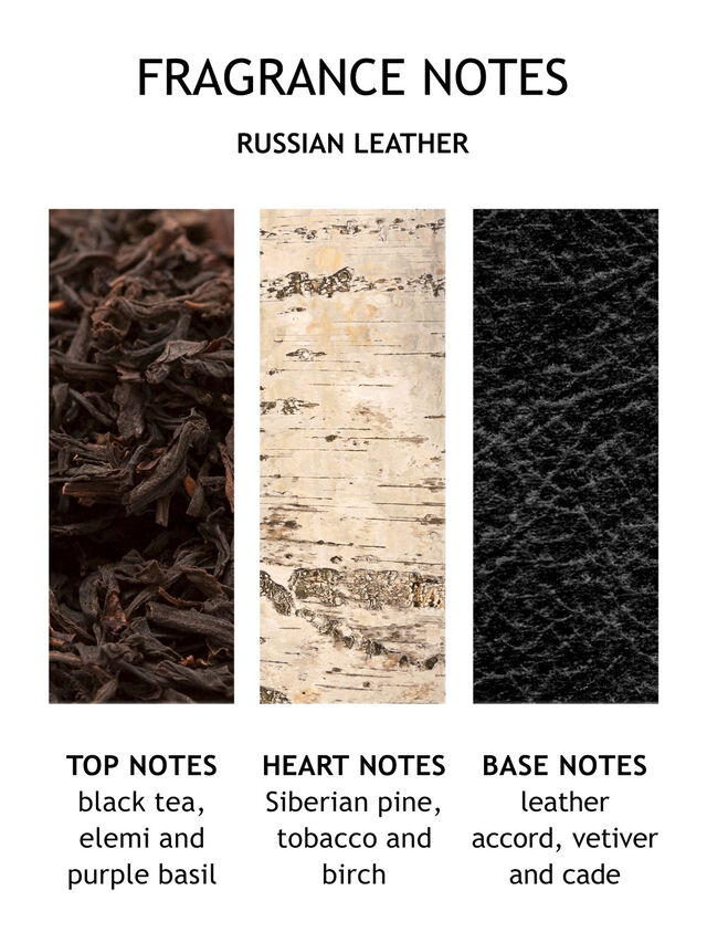 Russian Leather Eau de Toilette 100 ml