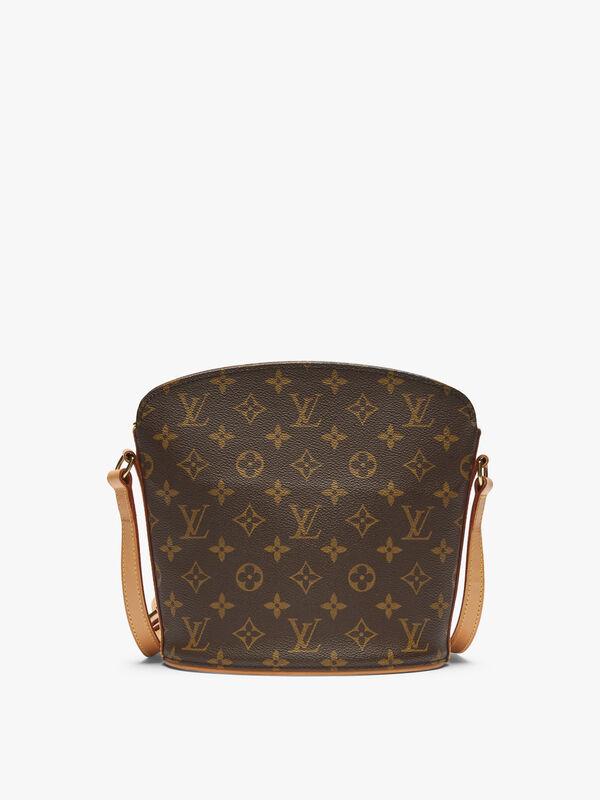 Louis Vuitton Monogram Drouot Crossbody