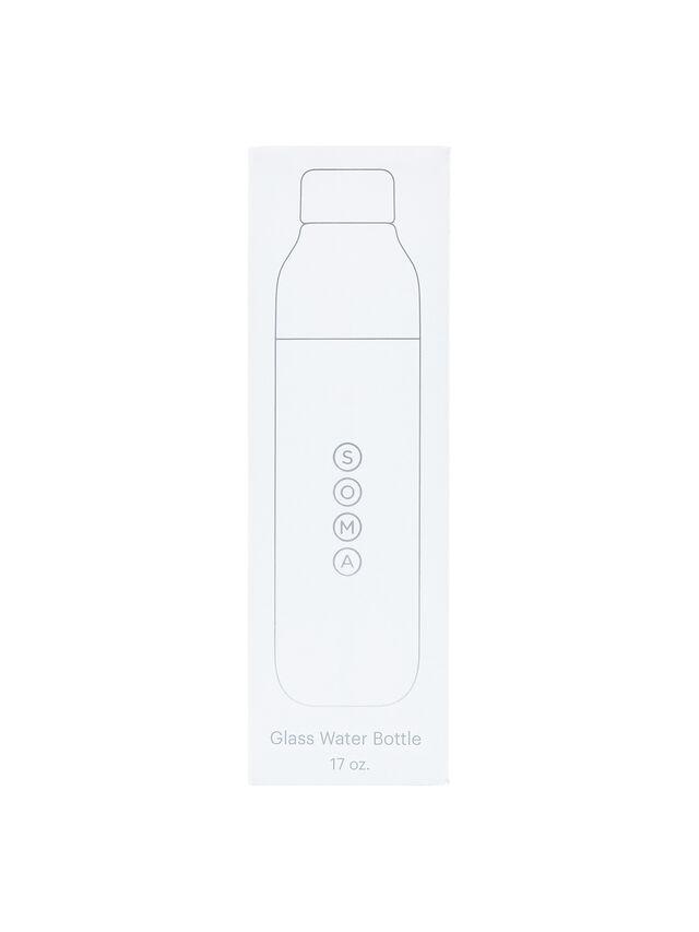 Glass Water Bottle 480ml