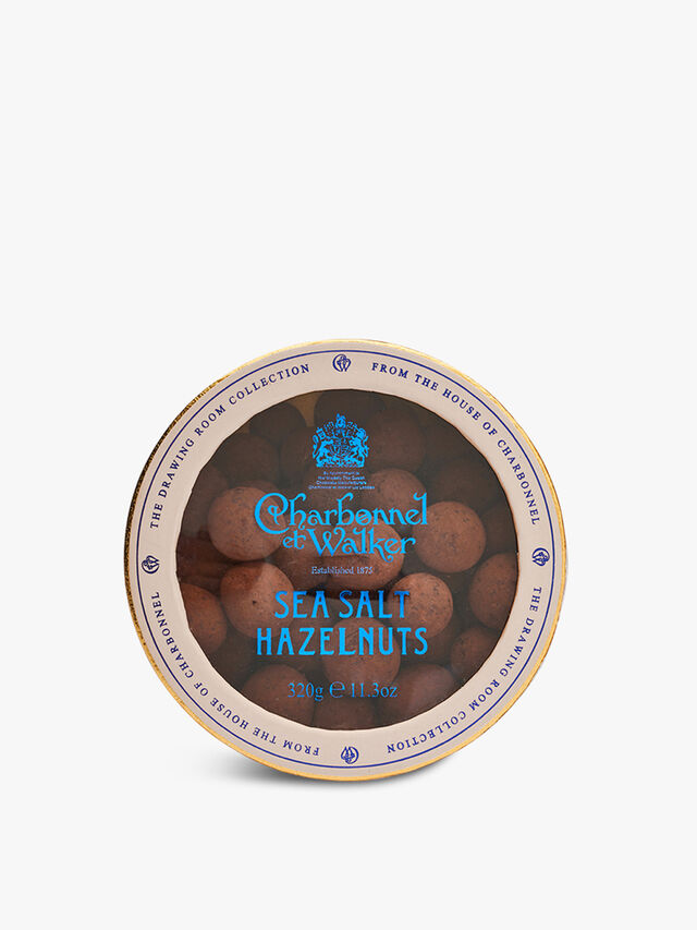 Sea Salt Hazelnuts 320g