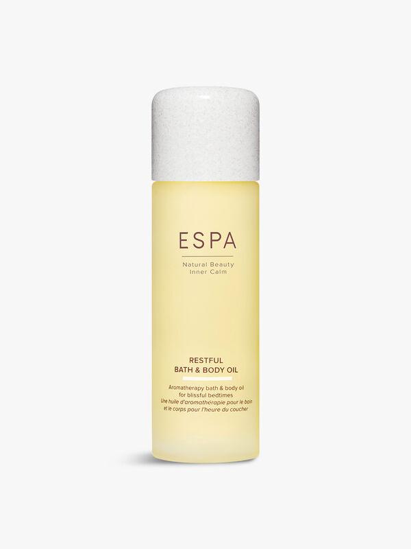 Restful Bath & Body Oil