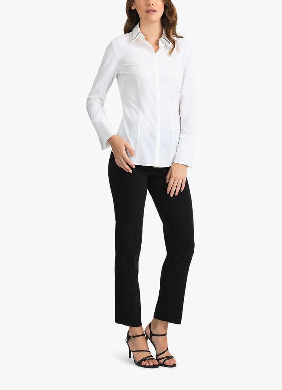 Chainmail Collar Shirt