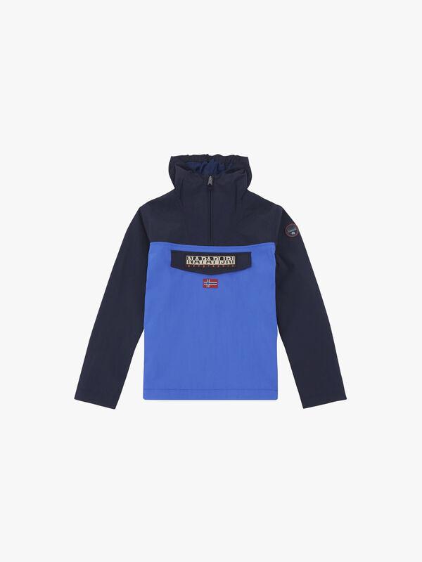 Rainforest Colour Block Jacket