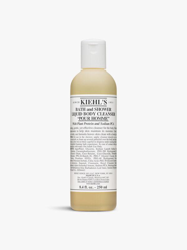 Bath & Shower Liquid Body Cleanser Pour Homme