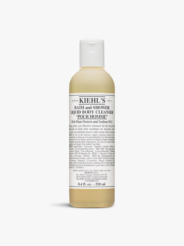 Bath & Shower Liquid Body Cleanser Pour Homme
