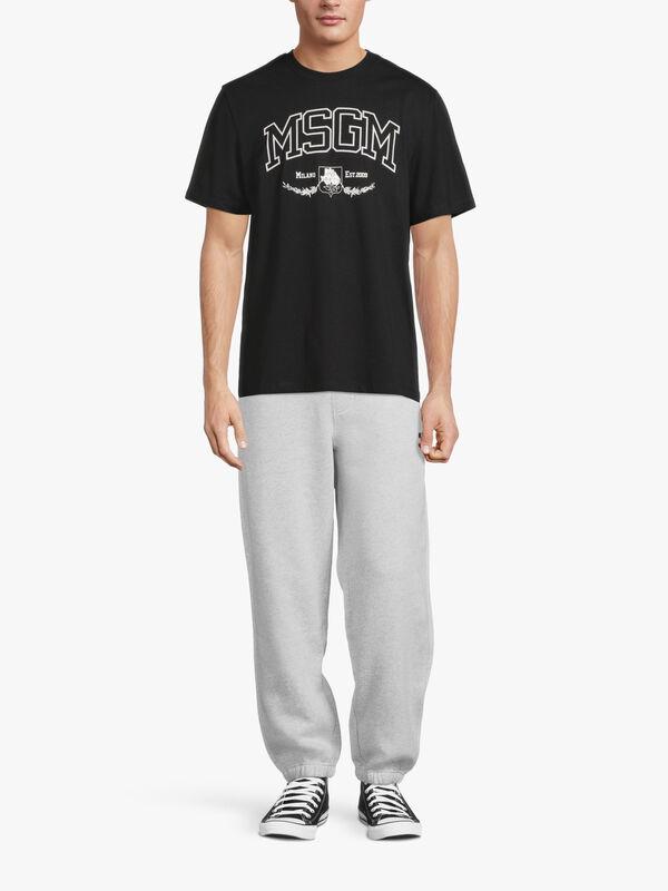 MSGM College T-shirt