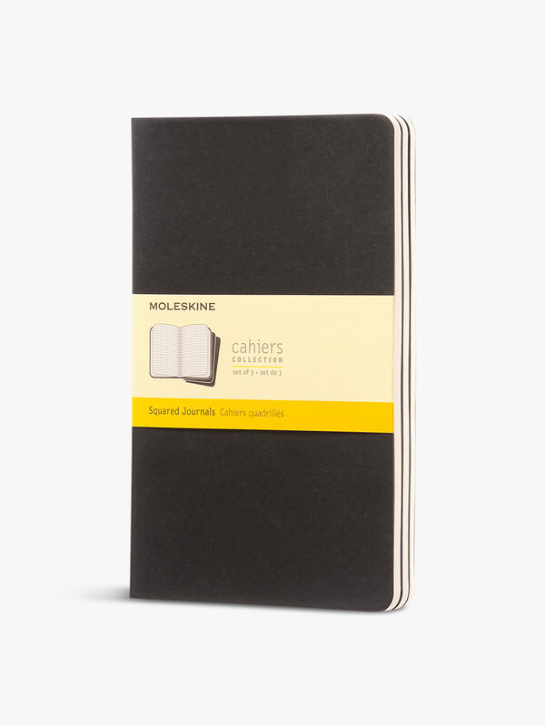 Large Cahier Journal Squared