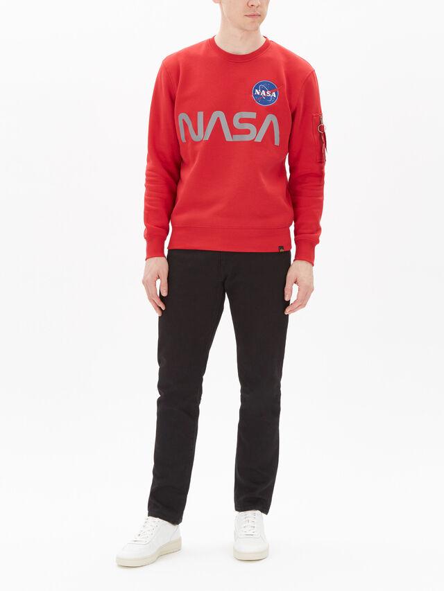NASA Reflector Sweat