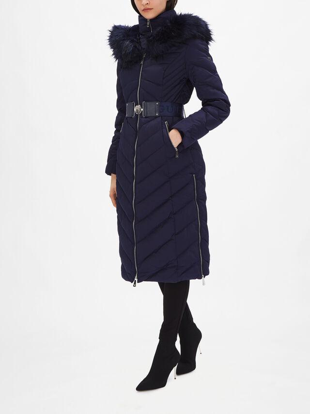 Sofia Long Down Jacket