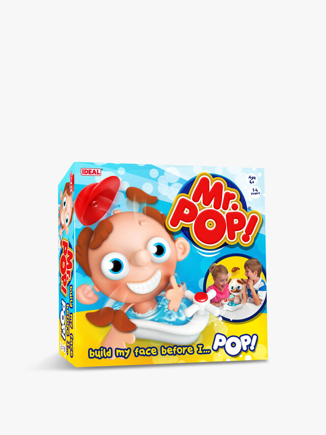 Mr Pop Game
