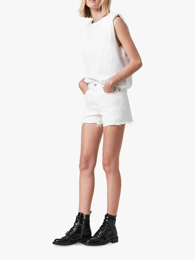Sandy Midrise Shorts