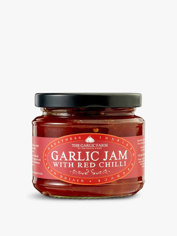 Garlic Jam with Chilli 240g