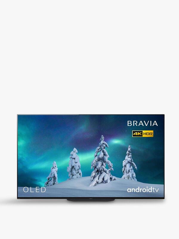 """55"""" OLED TV 4K UHD HDR KD-55A8BU"""