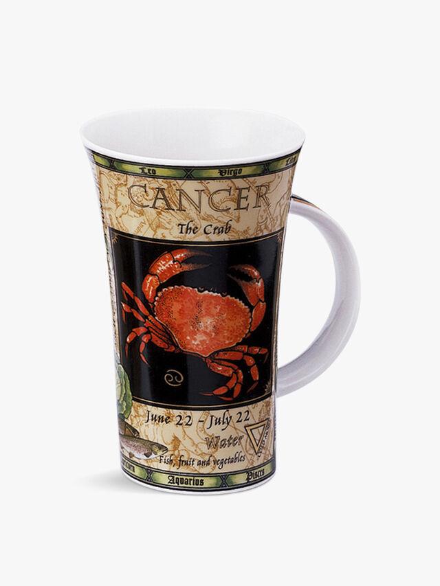 Glencoe Zodiac Cancer Mug