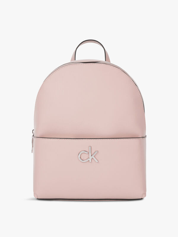 Re-lock SM Round Backpack With Pocket