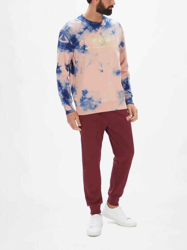 S-Biay-X10 Tie Dye Sweatshirt