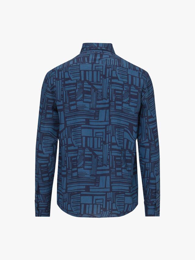 Linha Long Sleeve Linen Shirt