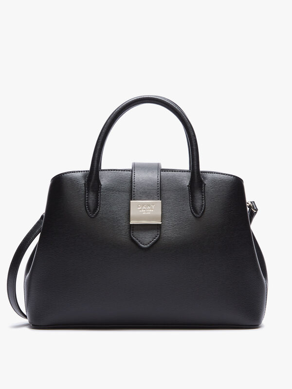 Lyla Centre Zip Satchel
