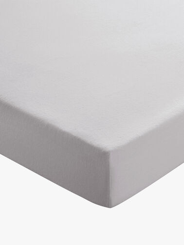 BRUSHED-COTTON-PLAIN-DYE-FITTED-SHEET-Fable