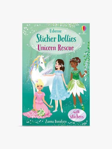 Sticker Dollies Unicorn Rescue