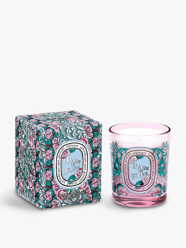 Paris en Fleur Candle 70 g