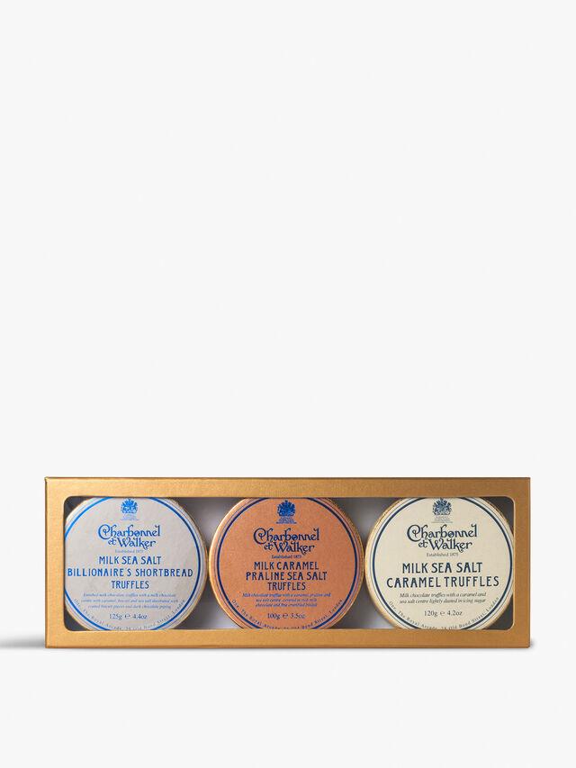 Caramel Truffle Gift Set