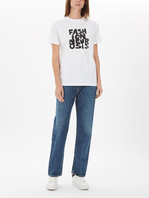 Fashion Neurosis Cotton T-Shirt