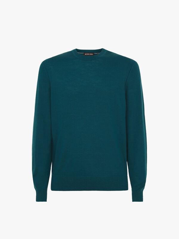 Extrafine Merino Wool Sweatshirt