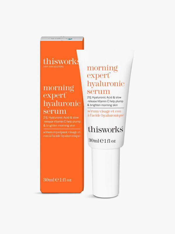 Morning Expert Hyaluronic Serum 30ml