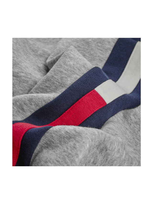 Essential Flag Print Joggers