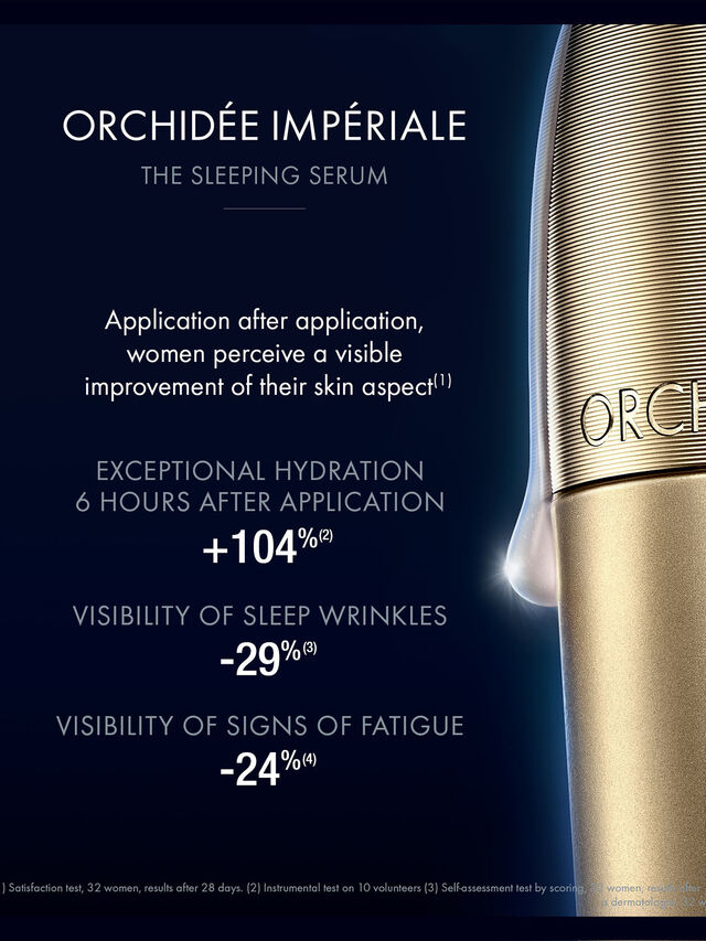 Orchidée Impériale The Sleeping Serum 30ml