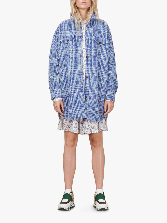 Tully Checked Overshirt