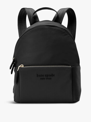 Nylon City Medium Backpack