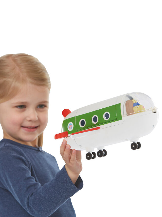 Air Peppa Jet