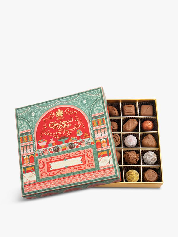 Milk Chocolate and Truffle Selection 310g