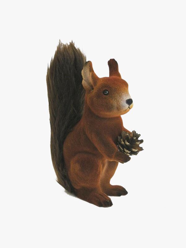 Squirrel Flock Decoration