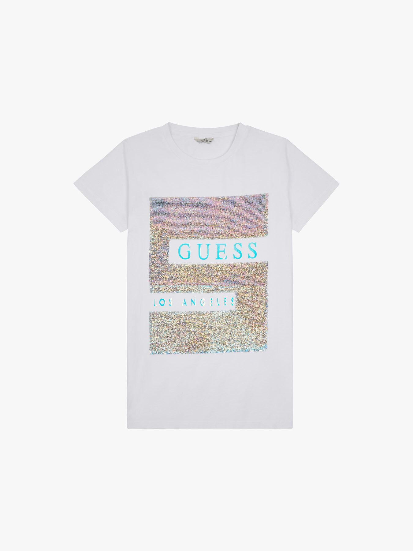 GUESS girls designer T-shirt was £19.00 now £9.50