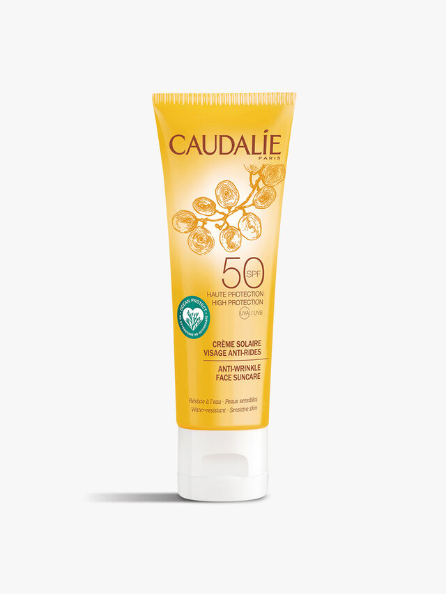 Anti-Wrinkle Face Suncare SPF 50