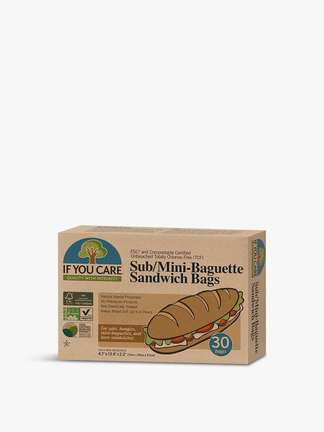 FSC Cert Sub Mini Baquette Bags