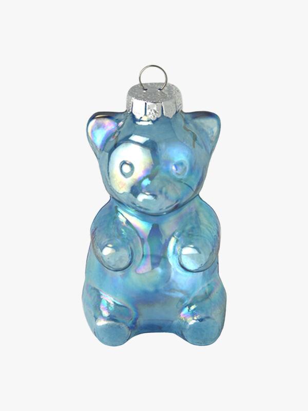 Blue Gummy Bear Decoration