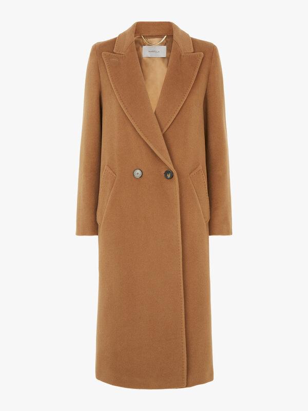 Rossana Long Coat
